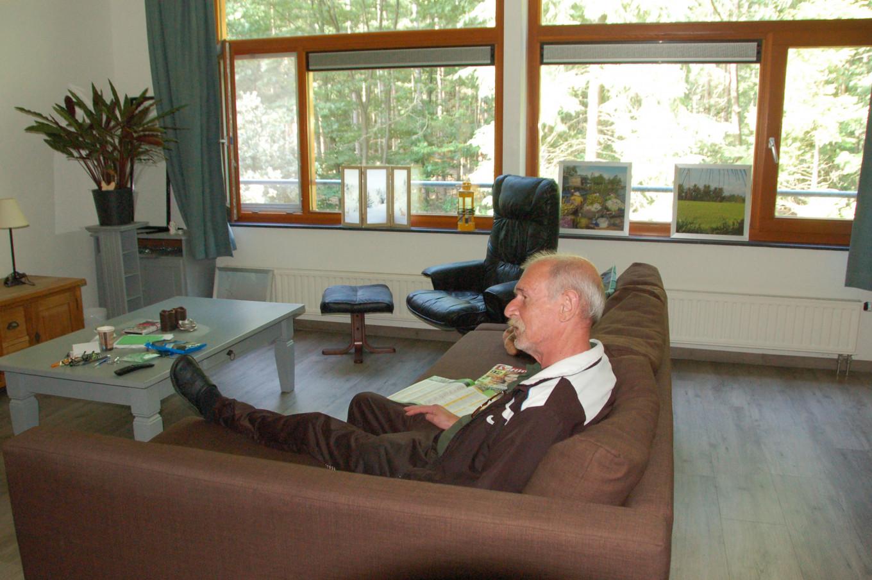Een kamer op de WLZ-afdeling Buitengewoon