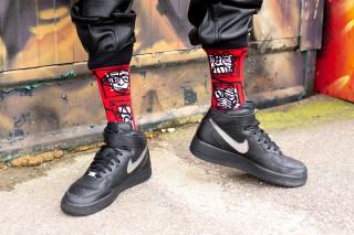 Bastians sokken maken de wereld een beetje mooier