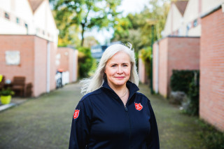 Martine Sloezarwij over missionair werk