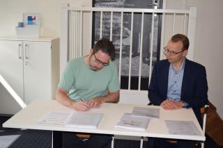 Samenwerking Leger des Heils en Stichting 488