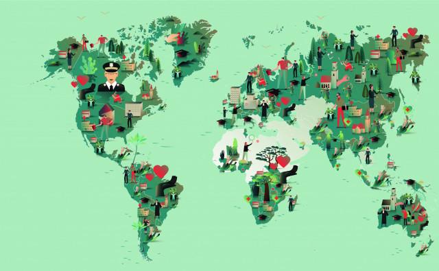 Internationale Ontwikkelings-samenwerking