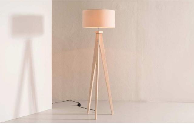 Voetlamp Wilchert