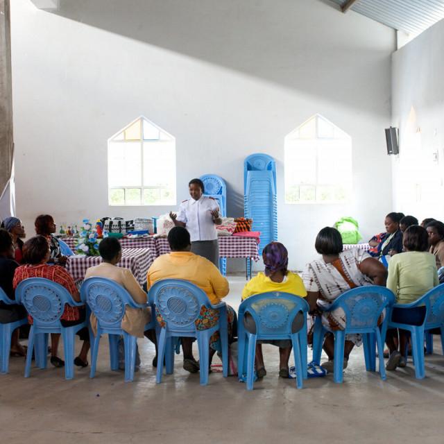 Ontwikkelingssamenwerking werk en inkomen