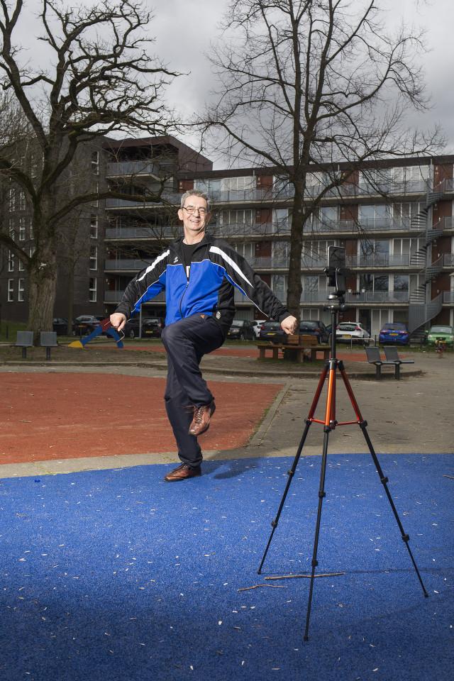 Vlogger Marco buurthuis Utrecht Zuilen