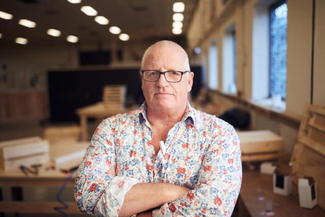 Charles Jansen Werkstrafbegeleider