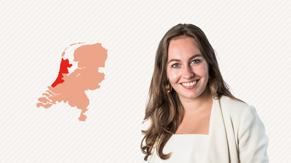 Hannah van der Burg